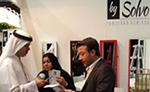 Bysolvo Ürünleriyle Dubai Index 2015'teydi.